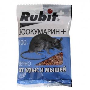 Рубит Зоокумарин зерно 100 г