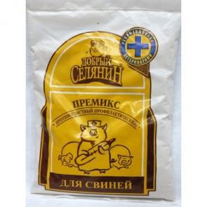 """Добрый селянин для свиней """"Альбазол-С"""" 300 г"""