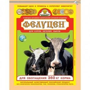 КП Фелуцен  для коров, быков, нетелей (3кг) гранулы