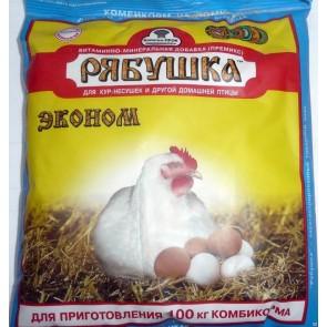 КП  Рябушка  500 г (ЭКОНОМ)