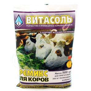 Витасоль 500 г ПКК 60-1 для КРС