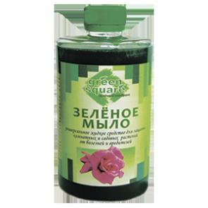 "Мыло зеленое 450 мл   ""ЗЕЛЁНЫЙ КВАДРАТ"""