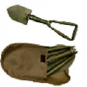 Лопатка металлическая складная в чехле 47*11 см (XL4003)