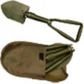 Лопатка металлическая складная в чехле 60*15 см (XL4004)
