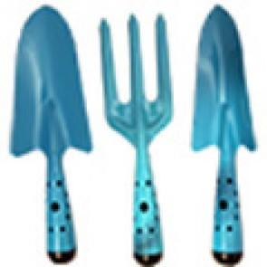 Набор садовый металлический, 3 предмета (XL3225)
