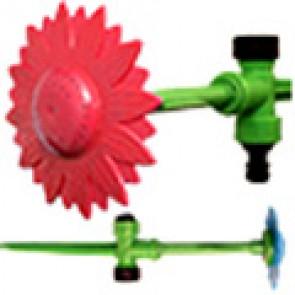 Распылитель садово-огородный пластиковый подсолнух, 1 сопло, 34 см (XS-01)