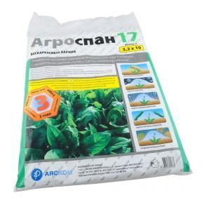 Агроспан  СУФ/17  (3,2 Х 10)