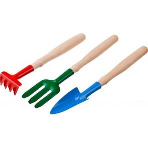 Набор садовый металлический, 3 предмета (XL3215)