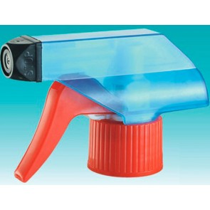 Распылитель пластиковый (B) (красно-голубой) тригер