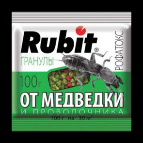 Рубит гранулы от МЕДВЕДКИ 100 г