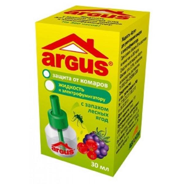 Жидкостной флакон  ARGUS 45 ночей ЛЕСНЫЕ ЯГОДЫ (30мл)