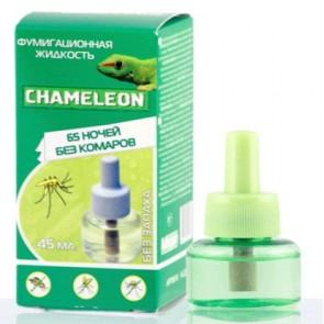 Жидкостной флакон  Хамелеон от Комаров  65 ночей без запаха Я-223