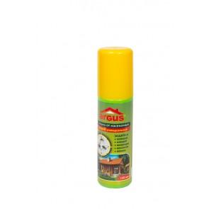 Лосьон-спрей ARGUS универсальный от комаров, клещей, мошек, маскитов, мокрецов, слепней 150 мл