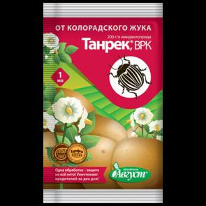 Танрек  1 (от коларадского жука)