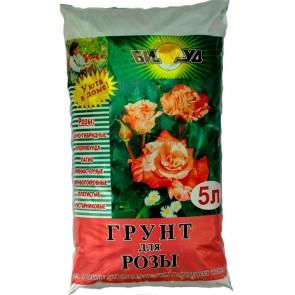 Грунт  -Биуд для Розы 5 л