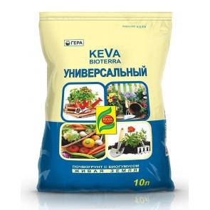 Грунт  -Био KEVA BIOTERRA универсальный 10 л