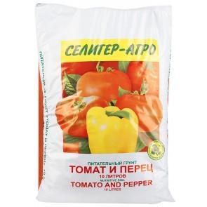 Грунт  ( С-а ) Томат и Перец 10 л