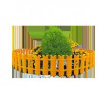 Бордюры, ограды для клумб, грядок, газонов (28)