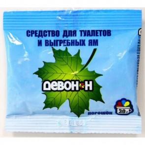 ДЕВОН для садовых туалетов и биотуалетов 30 г