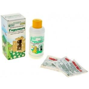 ГОРЫНЫЧ-бинарный препарат для туалетов, ж+п