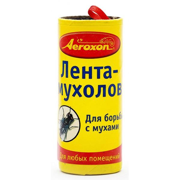 Мухолов   AЭРОКСОН липкая лента
