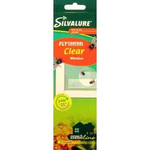 Мухолов клеевая ловушка  (окно) SILVALURE  8 штуки