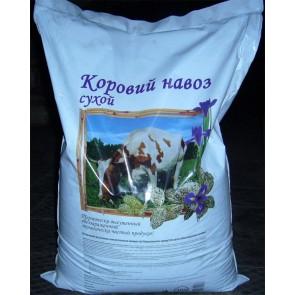 Сухой коровий навоз (термически высушенный) 10 л