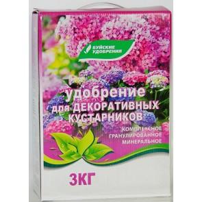 "ОМУ ""Для декоративных кустарников"" 3 кг"