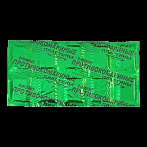 Пластина (поперечная) без запаха зеленая  Я-371
