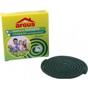Спирали ARGUS малодымные