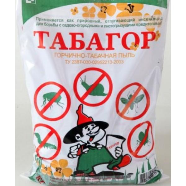 Табагор  (горчично-табачная пыль) 1кг
