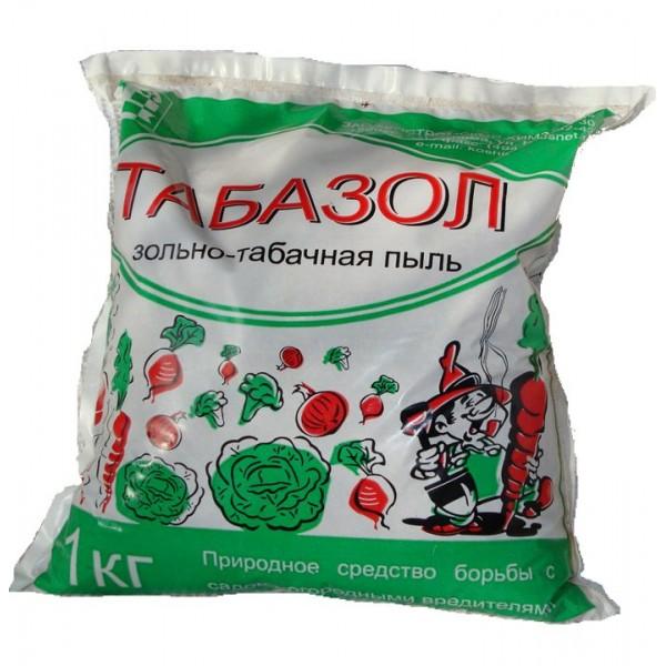 Табазол (зольно-табачная пыль) 1кг.