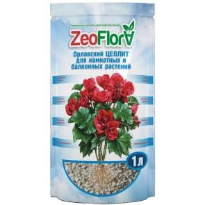 ЦеоФлора (ZeoFlora) для комнатных и балконных цветов БЕГОНИЯ