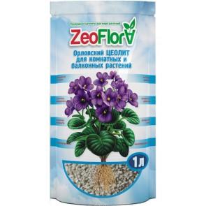 ЦеоФлора (ZeoFlora) для комнатных и балконных цветов ФИАЛКА