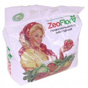ЦеоФлора (ZeoFlora) почвоулучшитель природный УНИВЕРСАЛЬНЫЙ
