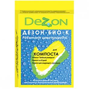 ДЕЗОН-био-К (для компостирования) 80г(4*20г)