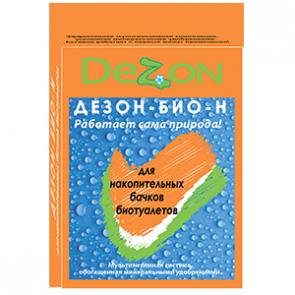 ДЕЗОН-био-Н (для накопит.бачков биот.) 80г(4*20г)