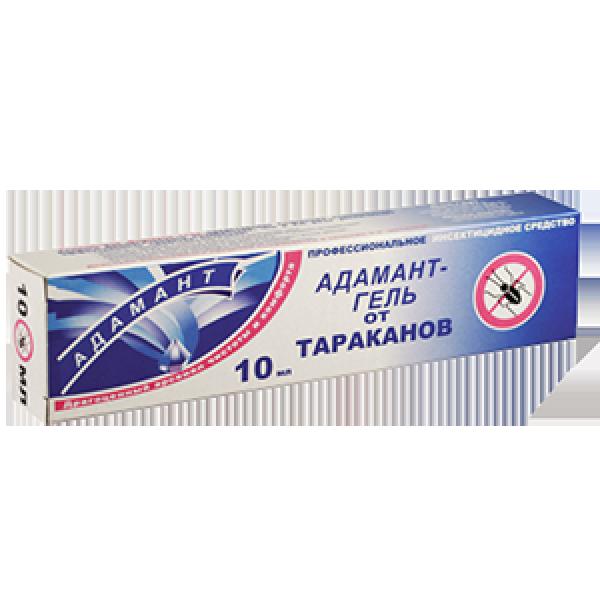 Адамант гель от тараканов -  шприц 10 мл